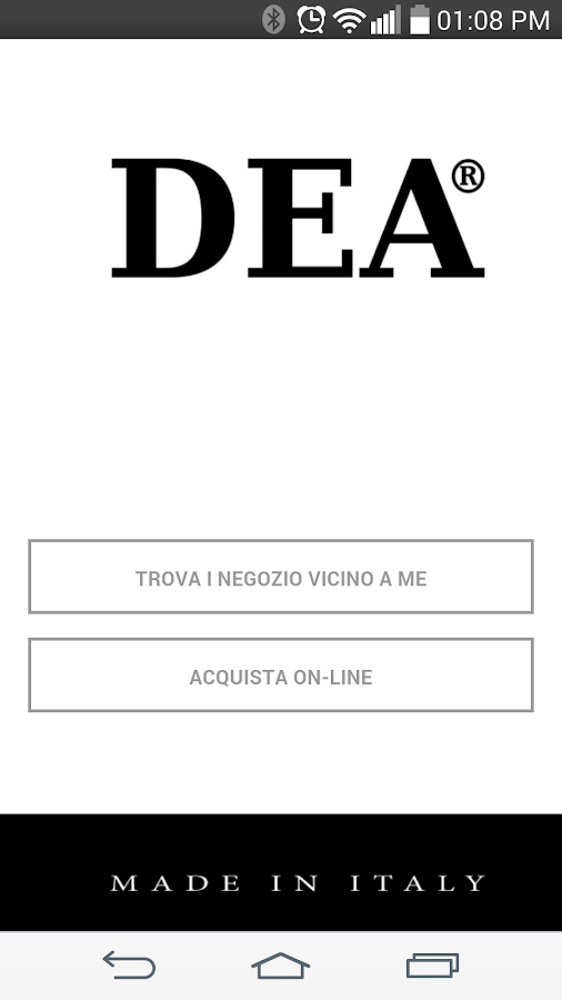 Dea Flavor- screenshot