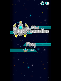 Mini Space Traveller Screenshot