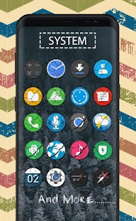 Crackify Pixel - Icon Pack Screenshot