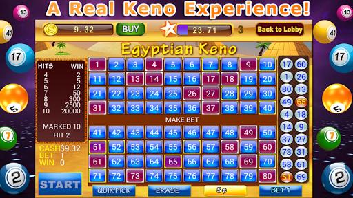 Keno Blitz– Video Casino Lotto