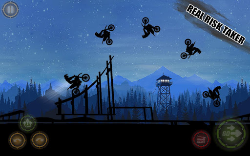 Shadow Bike Stunt Race 3d : Moto Bike Games 1.03 screenshots 4