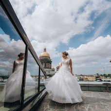 Wedding photographer Valeriya Yarchuk (valeriyarsmile). Photo of 31.07.2018