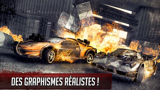 Death Race ® - Shooter dans les voitures de course  captures d'écran 1
