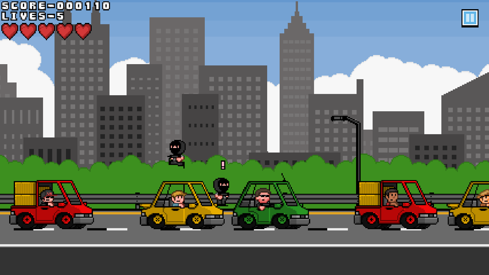Highway Terror- screenshot