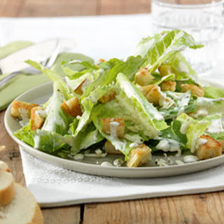 Caesarsalade Met Brood