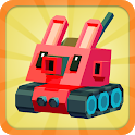 Poly Shooter - Finger Tank War! icon