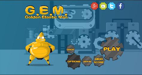 Download Gem 3100 Golden Elastic Man Apk Game For Android