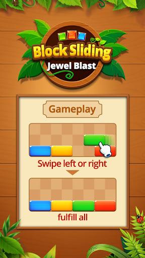 Block Sliding: Jewel Blast 2.1.9 screenshots 1