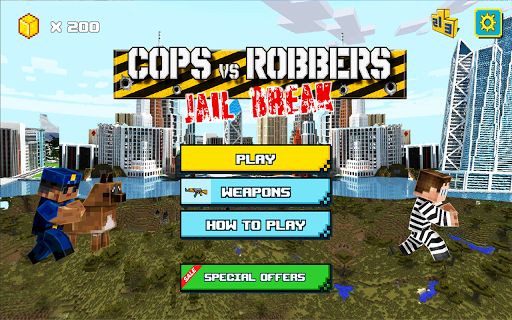 Cops Vs Robbers: Jailbreak 1.91 screenshots 9