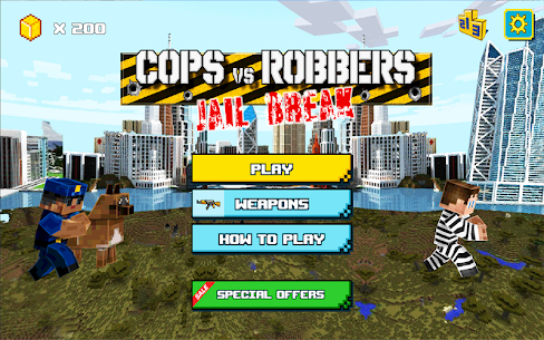 Cops Vs Robbers: Jailbreak 9