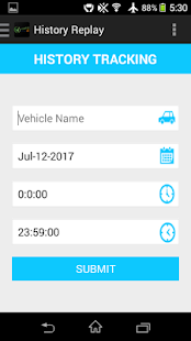 Wassan Gps Tracker- screenshot thumbnail