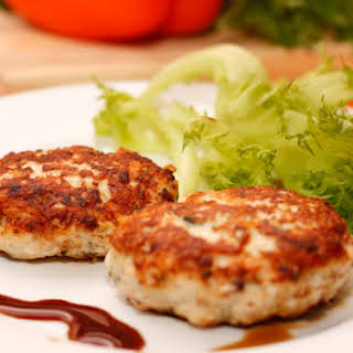 Beef cutlets (recipe from Poltava).