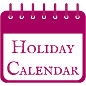 Holiday Calendar 2017 india