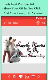 Wedding Gif - náhled