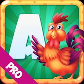 ABC for children (Alphabet)PRO