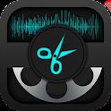 cortador de áudio e vídeo icon