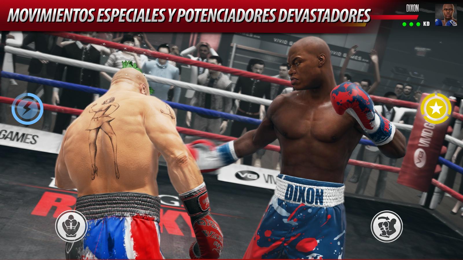 Real Boxing 2 ROCKY - Aplicaciones Android en Google Play