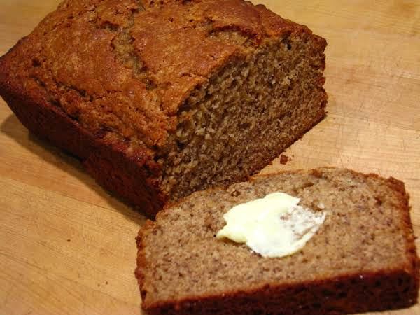 Best Buttermilk Banana Bread