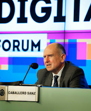 Photo: Francisco Caballero Sanz, chief economist and head of unit for industrial competitiveness for growth at the European Commission's DG enterprise and industry