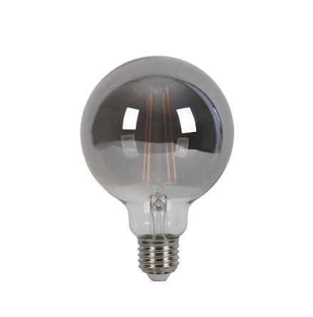 Airam Decor Smoke LED Glob 125 E27