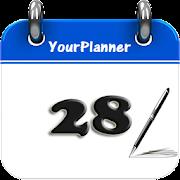 日曆、假期、農曆、年曆、節日、紀念日、倒數日、備忘錄、提醒、桌面日曆小工具 YourPlanner