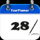 Tải Game 日曆、假期、農曆、年曆、節日、紀念日、倒數日、備忘錄、提醒、桌面日曆小工具 YourPlanner