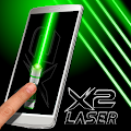 Laser Pointer X2 (PRANK AND SIMULATED APP) download