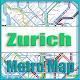 Zurich Metro Map Offline Download for PC Windows 10/8/7