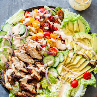 Cajun Salad Recipes