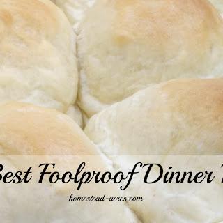 The Best Dinner Rolls.