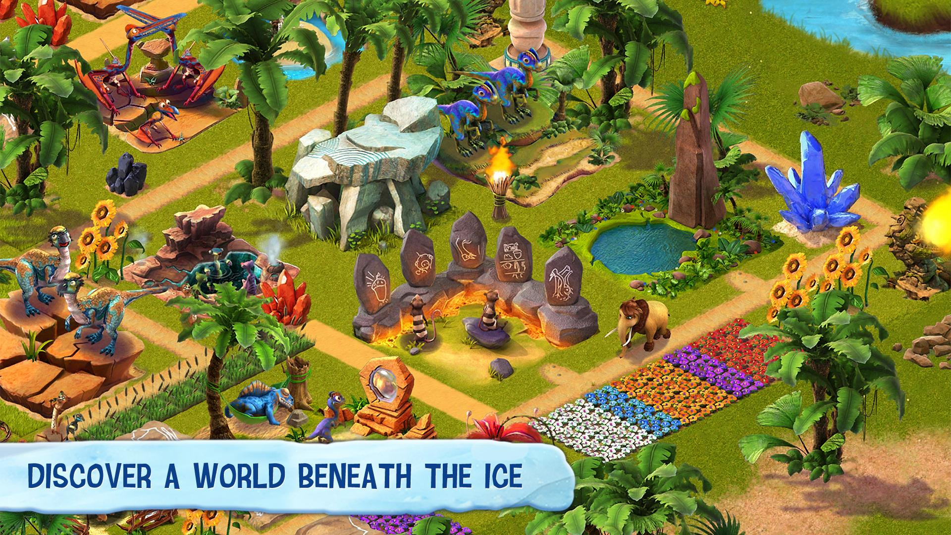 Ice Age Village screenshot #14