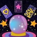 Tarot Card Reading - Love & Future Daily Horoscope icon