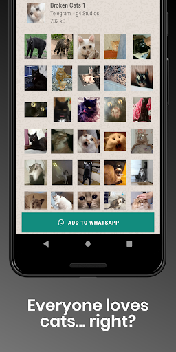 Stickers Collection for WhatsApp - WAStickerApps screenshot 4
