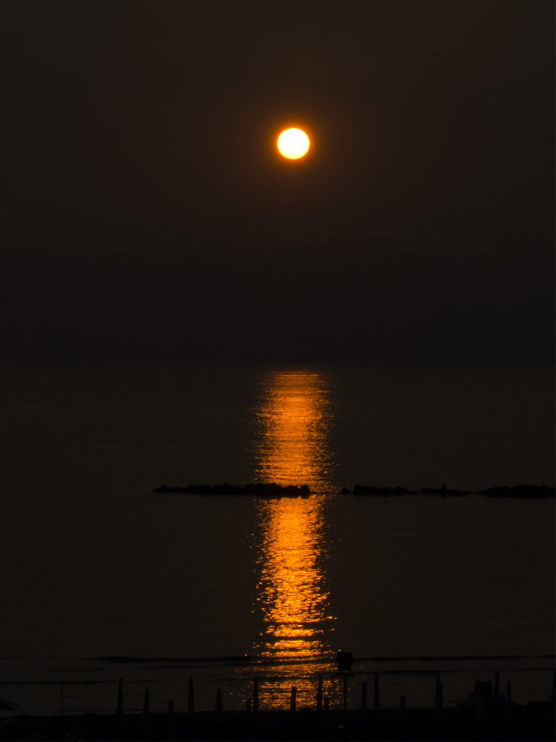 tramonto di Il Fabietto
