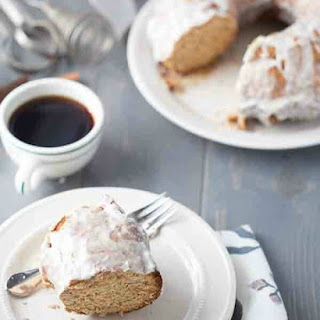 Apple Cider Donut Coffee Cake