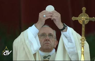 Bài giảng của Đức Thánh Cha Phanxico Lễ Mình Máu Thánh Chúa