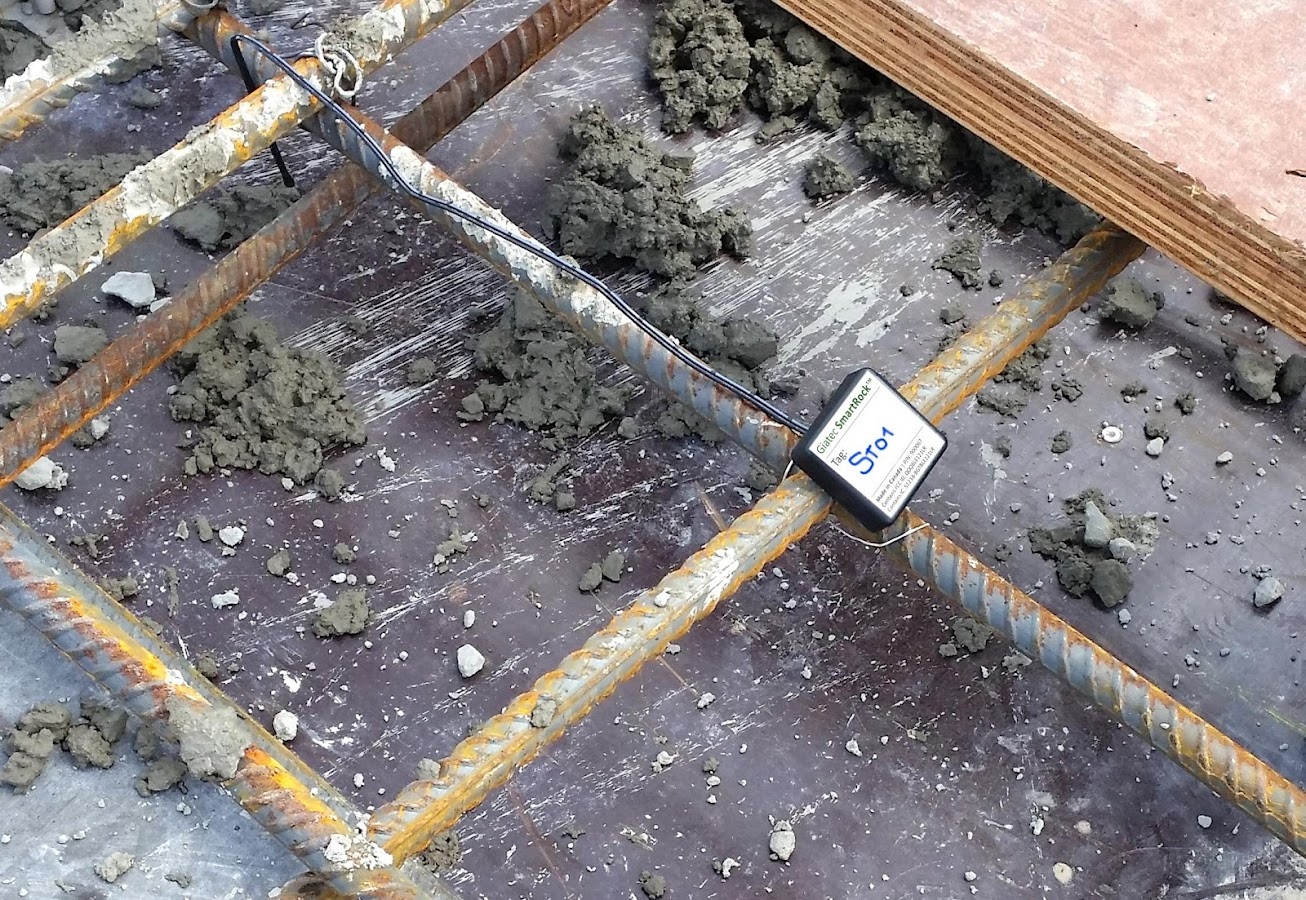 Giatec smartrock android apps on google play for Best temperature to pour concrete