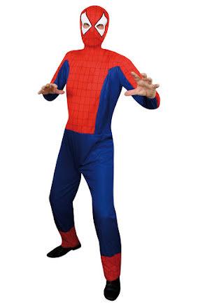 Spindeldräkt