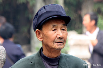 Photo: Day 190 -  Chinese Man