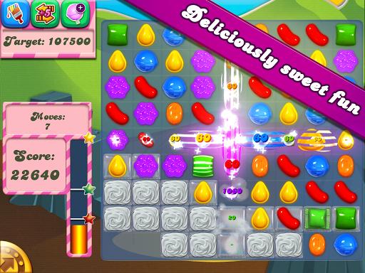 Candy Crush screenshot 1