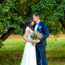Wedding photographer Ekaterina Biryukova (KatrinaB). Photo of 31.08.2017