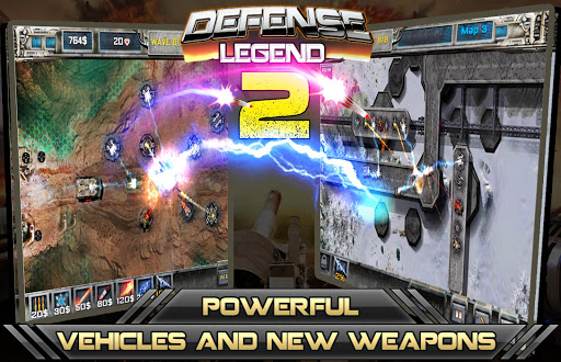 Tower defense-Defense legend 2 2.0.6 Screenshots 4