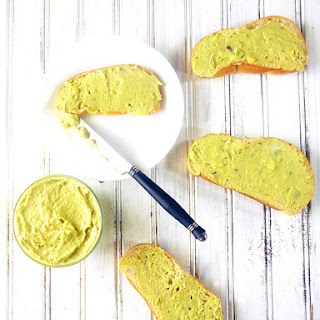 Avocado Spread With Wasabi