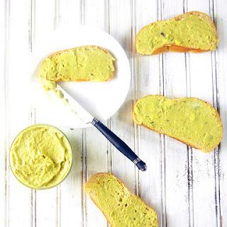 Avocado Spread with Wasabi Recipe
