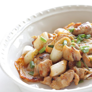 Chicken Ponzu Stir Fry Recipe