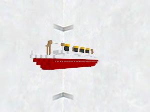 Titanic look alike