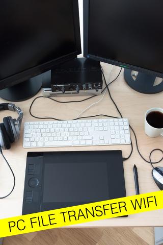 PC File Transfer WiFi