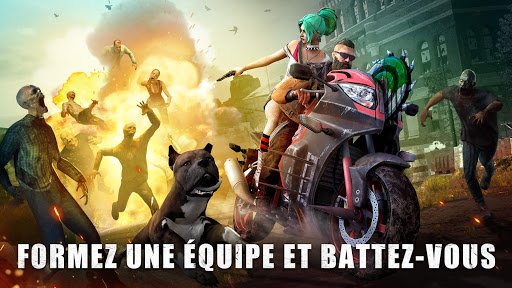 Télécharger Gratuit State of Survival: Combat Contre Les Zombies En 3D mod apk screenshots 2