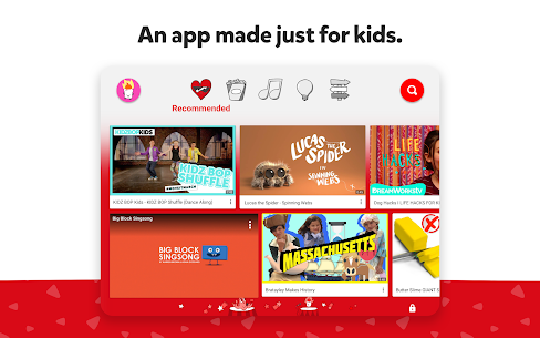 YouTube Kids Apk – for android 6