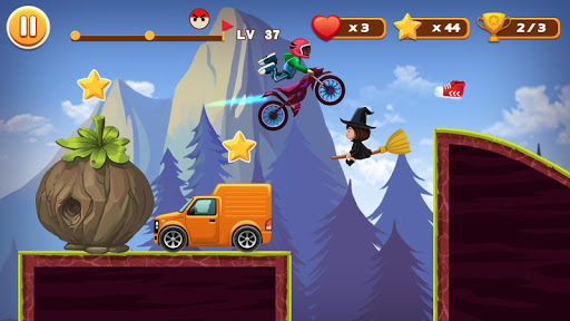 Stunt Moto Racing 2.1.3913 APK MOD screenshots 2